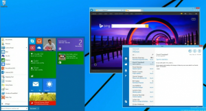 A volta do Menu Iniciar no Windows 8.1