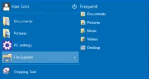 Como será o Windows 9, este é o botão Iniciar